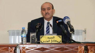 صورة وزير الداخلية: هناك 8.5 مليون مواطن يعيش في 15ألف منطقة ظل بالجزائر