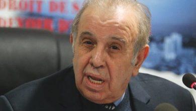 صورة قسنطيني: نصوص مشروع قانون العقوبات لا تمس بحرية التعبير