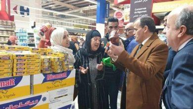 صورة الجزائر- وزير التجارة يتوعد تجار الجملة بسوق بوفاريك
