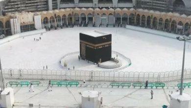 صورة الجزائر- قريبا..عودة الصلاة والطواف في الحرمين الشريفين