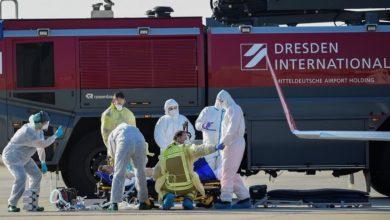 صورة 588 وفاة جديدة وعدد الاصابات يرتفع إلى 64338 بفرنسا