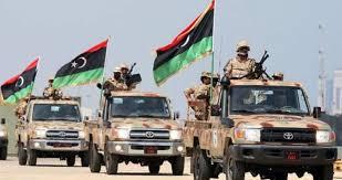 صورة الجزائر- قوات حفتر تعلن عن وقف جميع العمليات العسكرية