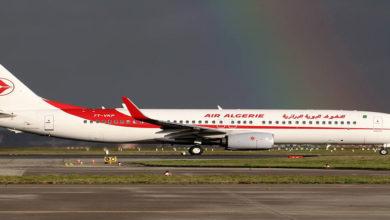 صورة الجوية الجزائرية تعلن عن اضطرابات في برنامج الرحلات الداخلية