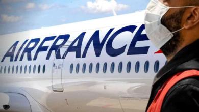 صورة الجوية الفرنسية تستأنف رحلاتها من الجزائر بداية من الغد