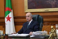 صورة رئيس الجمهورية يستقبل ممثلي عن المجتمع المدني