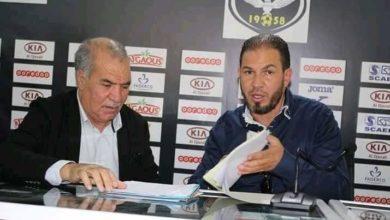 صورة حلفاية يستقيل من وفاق سطيف