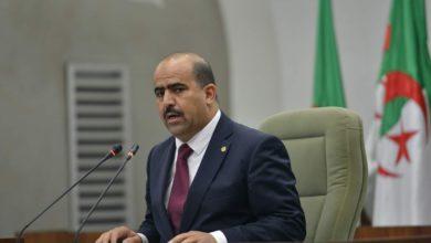 صورة شنين يرد على القنصل المغربي و بربارة يطالب بطرده من الجزائر