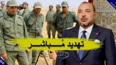 صورة المخزن يقرر بناء قاعدة عسكرية على الحدود مع الجزائر