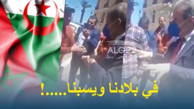 صورة خطير ..القنصل المغربي بوهران يتهجم على الجزائر ويصفها بالدولة العدو للمغرب