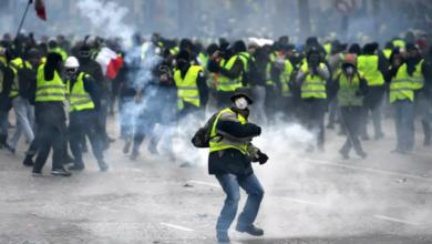 """صورة """"السترات الصفراء"""" يحضّرون للعودة بقوة في فرنسا"""