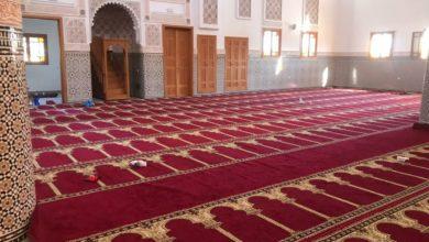 صورة الوزارة تأمر بتعقيم المساجد تحضيرا لفتحها