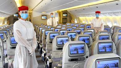 صورة طيران الإمارات تستأنف رحلاتها الجوية يوم 21 ماي