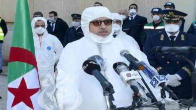 صورة الجزائر- الوزير الأول يشيد باسم الرئيس بمجهودات الأطقم الطبية