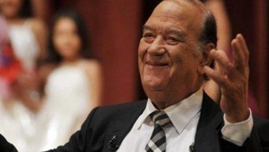 صورة وفاة الفنان المصري القدير حسن حسني