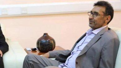 صورة وفاة رئيس جهاز مخابرات ليبيا عبد القادر التوهامي اثر سكتة قلبية