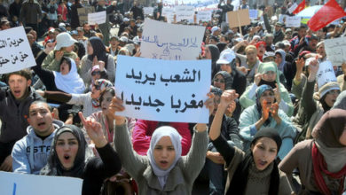 صورة نظام المخزن يستمر في الاعتقالات التعسفية للصحفيين