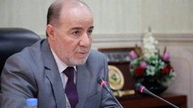 صورة بلمهدي: فتح الجامع الأعظم متعلق بانفراج الأزمة الصحية للجزائر