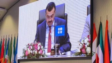 """صورة عرقاب: القرارات المتخذة في إجتماع""""اوبك +"""" ترقى إلى مستوى التحديات التي تواجه سوق النفط"""
