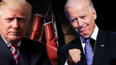 صورة رسميا ..بايدن جو منافس ترامب في الانتخابات الرئاسية الأمريكية