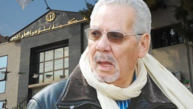 صورة الحجز على ممتلكات الجنرال الهارب خالد نزار