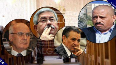 صورة طحكوت وعدة وزراء سابقين أمام محكمة سيدي امحمد اليوم