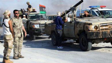 """صورة ليبيا: قوات """"الوفاق"""" تستعد لتحرير سيرت والجفرة من قبضة حفتر"""
