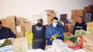 صورة وزارة التجارة تلزم المتعاملين الإقتصاديين بالتصريح بأماكن التخزين