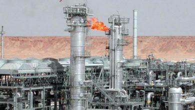 صورة سوناطراك تجدد عقد بيع الغاز لتونس إلى غاية سنة 2027