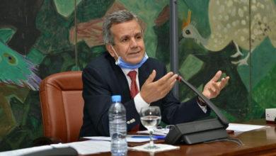 صورة بن بوزيد يستقبل ممثل منظمة الصحة العالمية بالجزائر