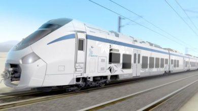 صورة إنطلاق أشغال مشروع القطار فائق السرعة الجزائر تمنراست