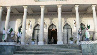 صورة وزارة العدل توضح بخصوص حضور أويحيى جنازة شقيقه