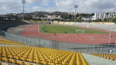 """صورة إعادة تأهيل ملعب حملاوي تحسباً لـ""""شان 2022″"""
