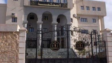 صورة بسكرة: وضع 6 مؤطرين بالإنتخابات التشريعية تحت الرقابة القضائية