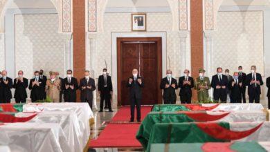 صورة بالفيديو.. شهداء الجزائر يعودون في عيد الاستقلال