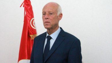 صورة الرئيس التونسي يأمر بإجلاء التونسيين العالقين بالجزائر