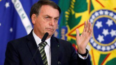 صورة إصابة الرئيس البرازيلي بولسونارو بفيروس كورونا