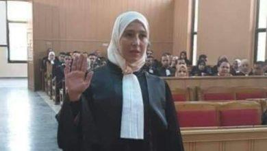 صورة بتهمة القتل العمدي.. المتهمون بإغتيال المحامية طرافي أمام القضاء