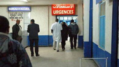 صورة عام حبس ضد شخصين قاما بتهديد طاقم طبي في المدية
