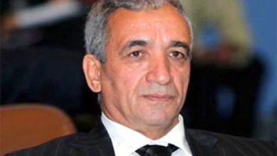 صورة الوزير السابق موسى بن حمادي في ذمة الله