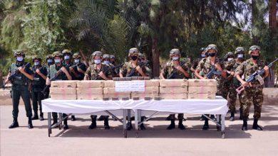 صورة توقيف مغربي وحجز أكثر من 5 قناطير من الكيف ببشار وتلمسان