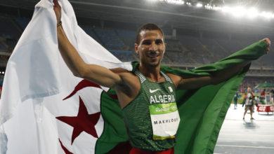 صورة وزير الرياضة يعلق على قضية العداء مخلوفي