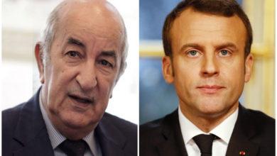 صورة فرنسا تعلق على استرجاع جماجم قادة المقاومة الشعبية