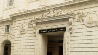 صورة تأجيل القضايا بمحكمة سيدي امحمد بعد مقاطعة المحامين للجلسات
