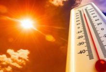 صورة موجة حر شديدة تضرب الولايات الشمالية ابتداء من يوم غد