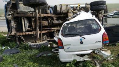 صورة حوادث المرور: وفاة 9 أشخاص وإصابة 142 آخرين خلال 24 ساعة