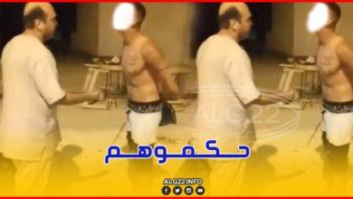 صورة توقيف المتورطين في الإعتداء على مواطن بالأسلحة البيضاء في قسنطينة