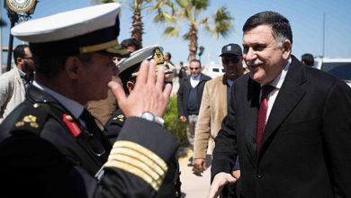 """صورة حكومة """"الوفاق"""" تعين وزيرا للدفاع ورئيسا للأركان بليبيا"""
