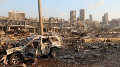 صورة 135 قتيلا في حصيلة مؤقتة لانفجار بيروت