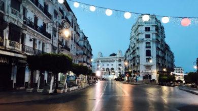 صورة الحجر الصحي بالجزائر العاصمة: تمديد صلاحية تراخيص التنقل الاستثنائية