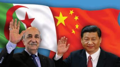 صورة الجزائر أول دولة عربية تقيم شراكة استراتيجية شاملة مع الصين